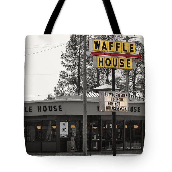 Hire Education Tote Bag