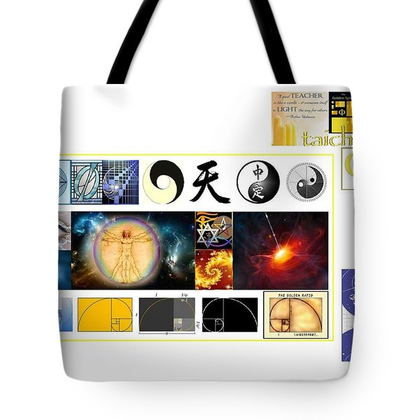Lesson Planning Tote Bag