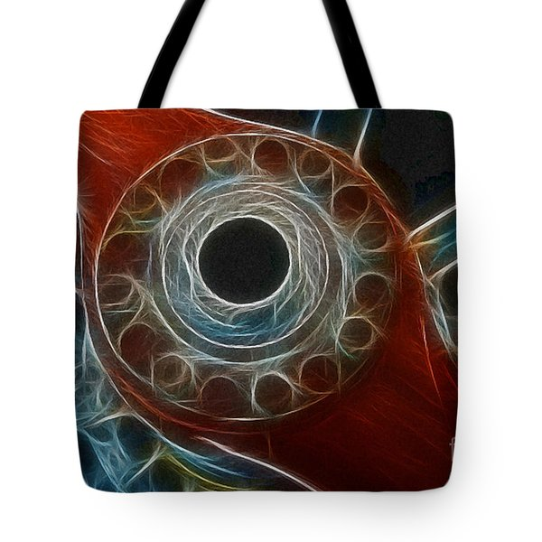 Plane Old Wooden Prop Tote Bag by Paul Ward