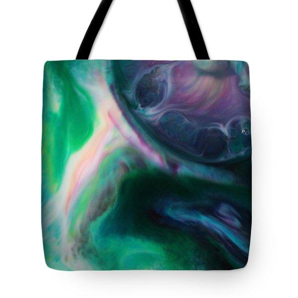 Planet B Tote Bag by Lucy Matta - LuLu