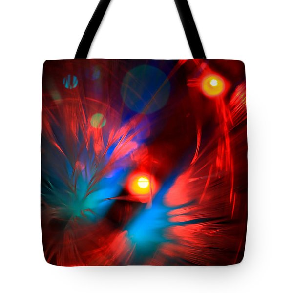 Planet Caravan Tote Bag by Dazzle Zazz