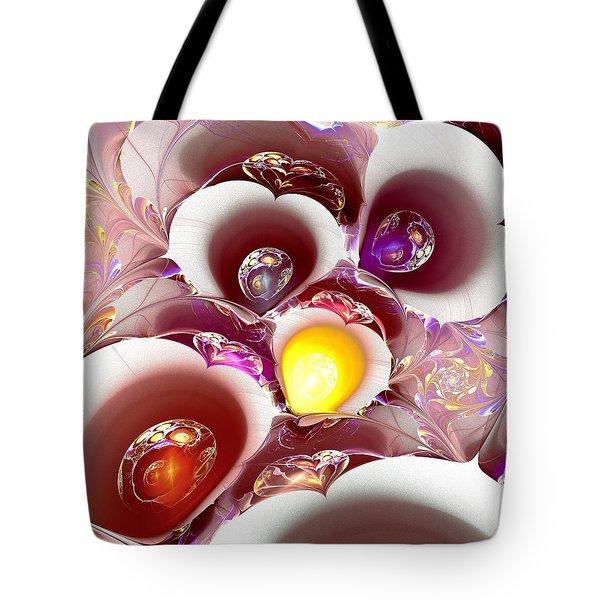Planet Nursery Tote Bag by Anastasiya Malakhova