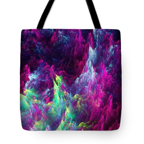 Planet Ocean Tote Bag by Anastasiya Malakhova