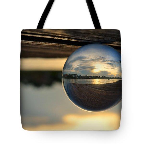 Planetary Tote Bag