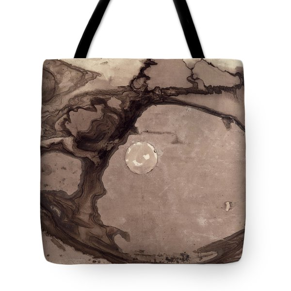 Planets Tote Bag by Victor Hugo