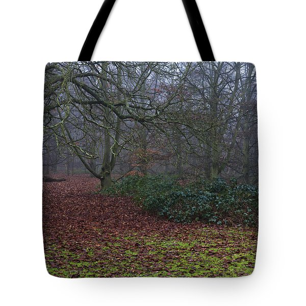 Tote Bag featuring the photograph Plantation Leaves by Maj Seda