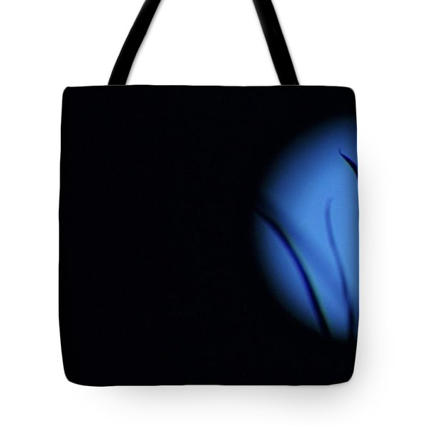 Tote Bag featuring the photograph Plant's Eye by Angela J Wright