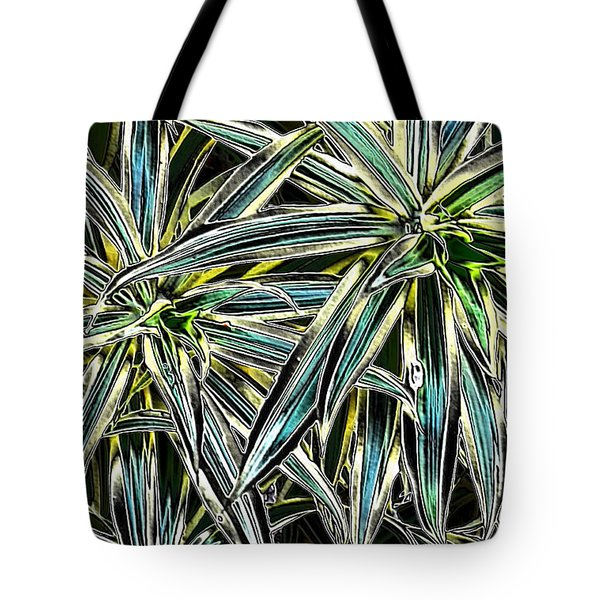 Tote Bag featuring the photograph Plants  by Oksana Semenchenko