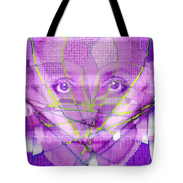 Plastic Surgery Tote Bag by Seth Weaver