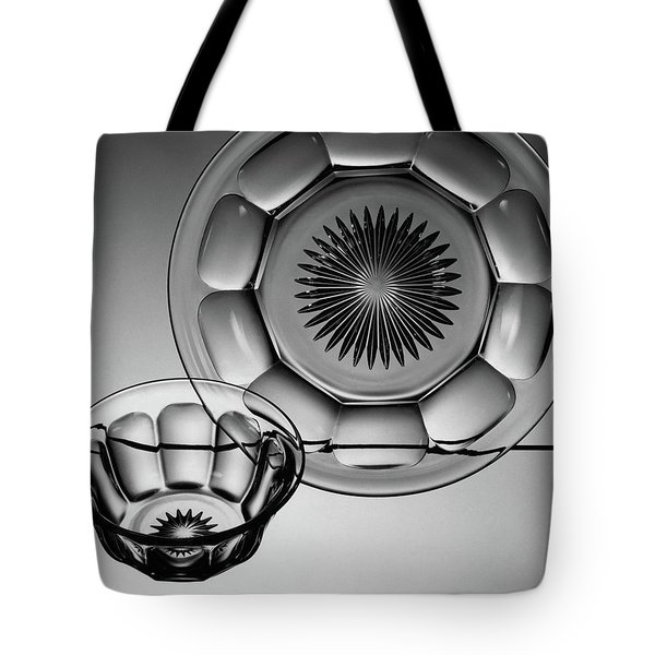 Plate And Bowl Tote Bag