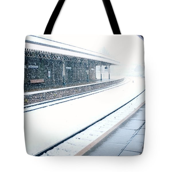 Platform 2 Tote Bag