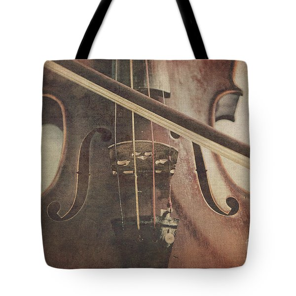 Play A Tune Tote Bag