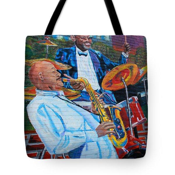 Play It Again Tote Bag