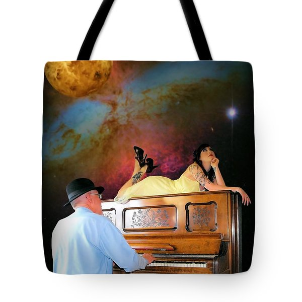 Play It Again Sam Tote Bag