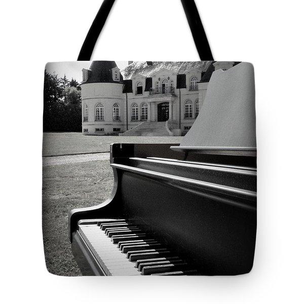Play Me A Tune Tote Bag