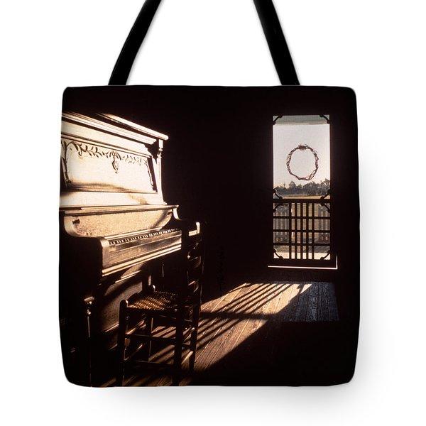 Play Me Tote Bag by David and Carol Kelly