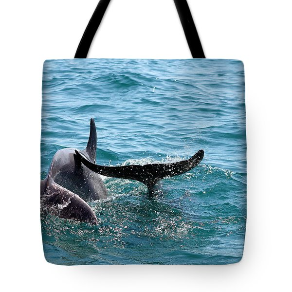 Tote Bag featuring the photograph Play Time by Debra Forand