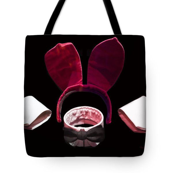 Playboy Bunny Costume Accessories Tote Bag