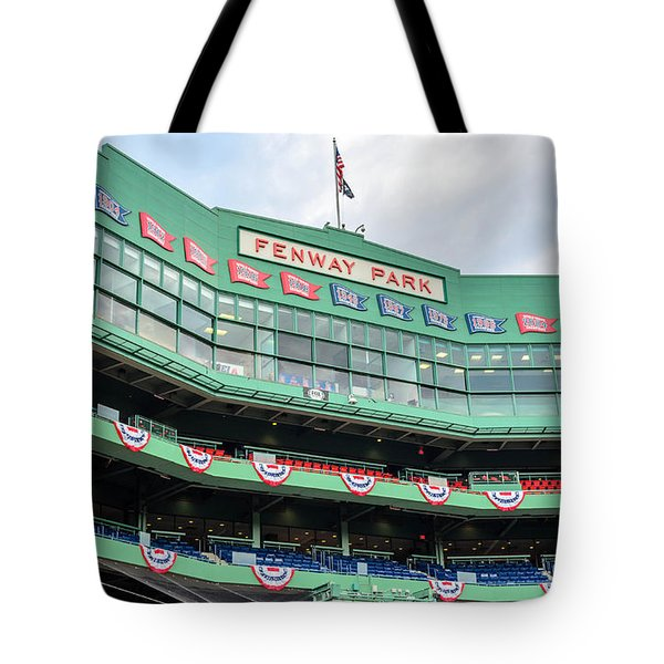 Playoff Time Tote Bag by Mike Ste Marie