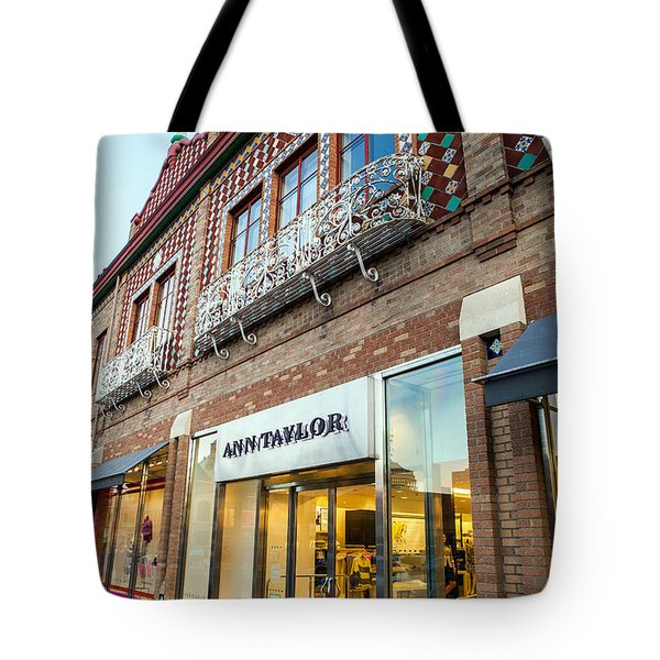 Plaza Store Tote Bag