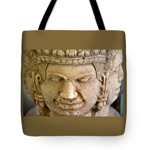 Pleasure Anger Sorrow Joy Tote Bag by Lehua Pekelo-Stearns