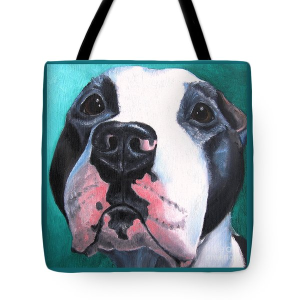 Pleeeaaasssseee? Tote Bag by Debbie Finley