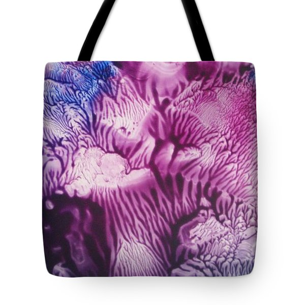 Pleiadian Sea Life Tote Bag