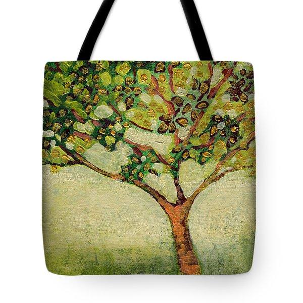 Plein Air Garden Series No 8 Tote Bag