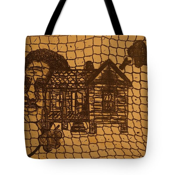 Plight Tote Bag