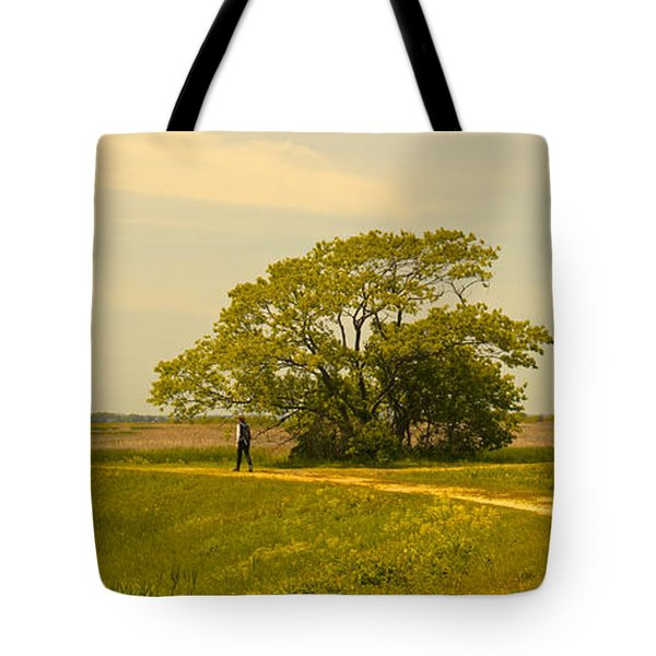 Plum Island Summer Afternoon Tote Bag