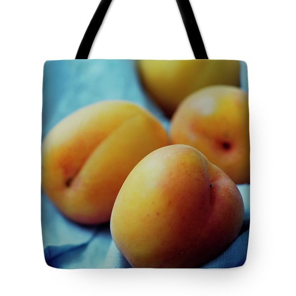 Plumcots Tote Bag