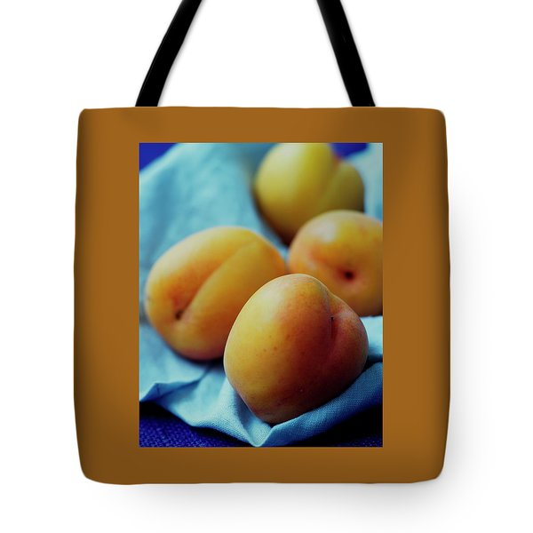 Plumcots Tote Bag