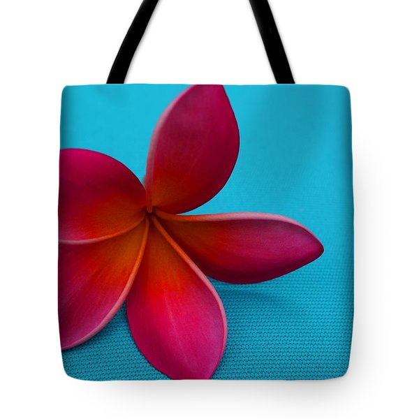 Plumeria Tote Bag by Julia Ivanovna Willhite