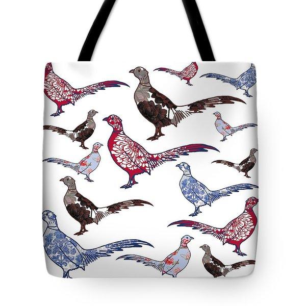 Plush Tote Bag by Sarah Hough
