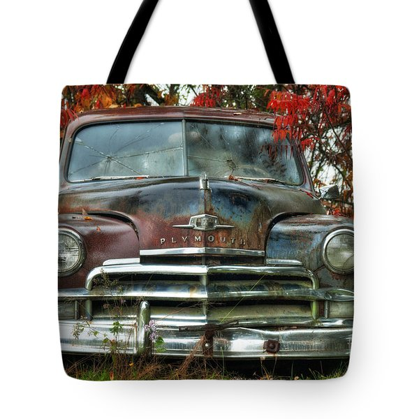Plymouth Tote Bag