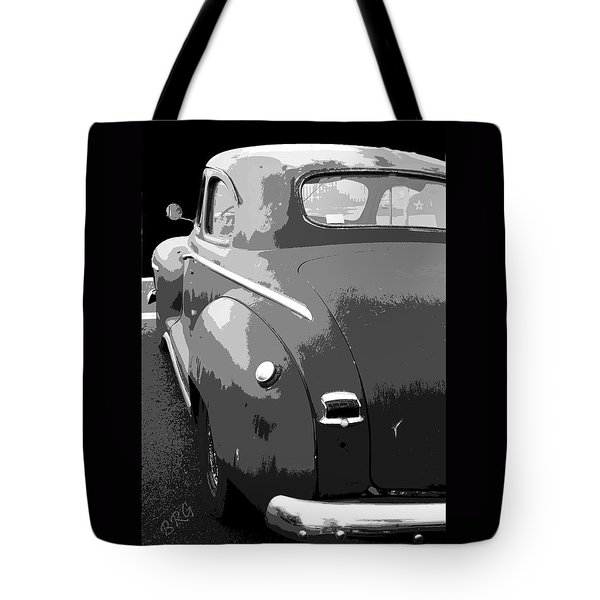 Plymouth The Car Tote Bag by Ben and Raisa Gertsberg