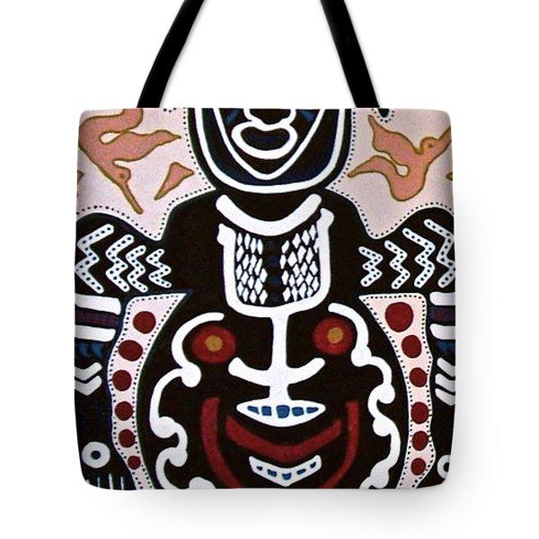 Papua New Guinea Manggi Tote Bag