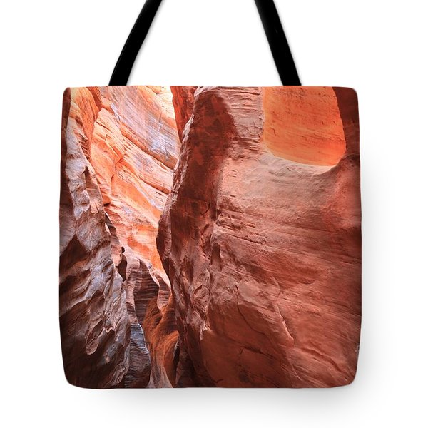 Pockets Of Light Tote Bag
