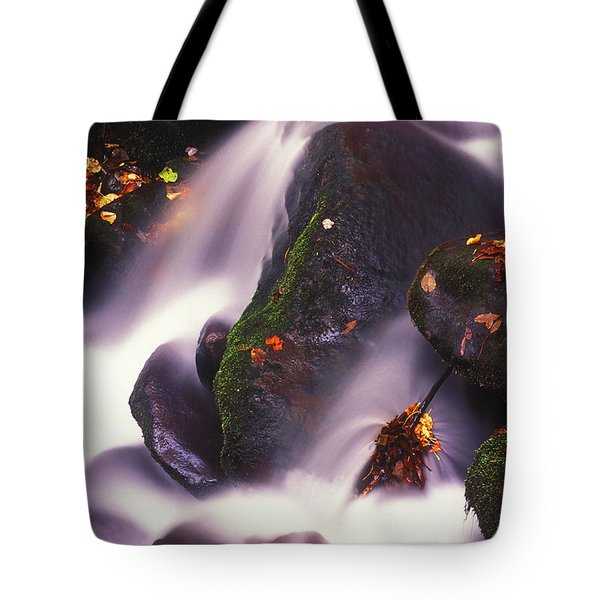 Poetry In Motion - 290 Tote Bag by Paul W Faust -  Impressions of Light