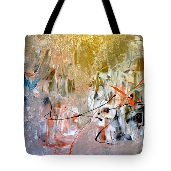 Poetry Tote Bag