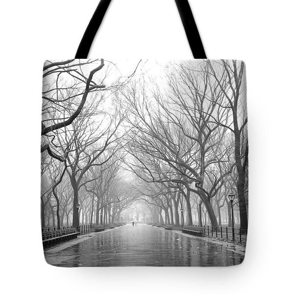 New York City - Poets Walk Central Park Tote Bag