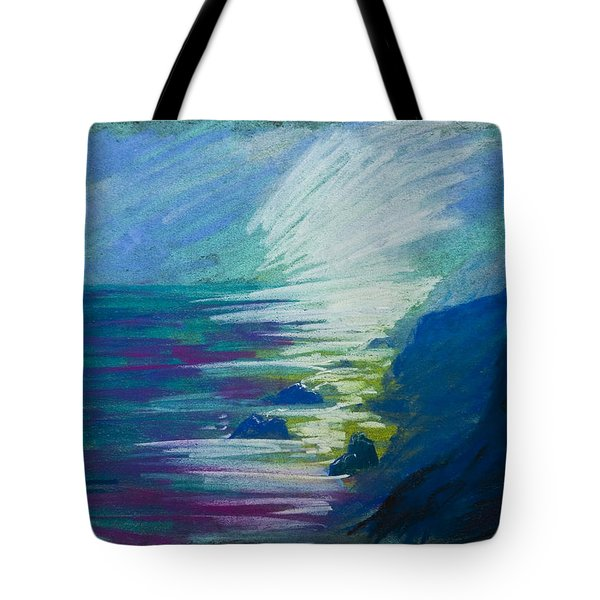 Point Dume Tote Bag