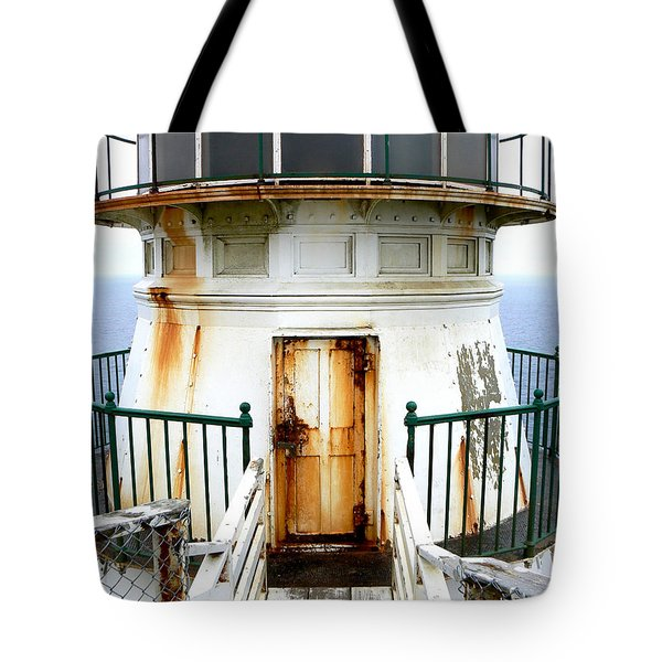 Point Reyes Historic Lighthouse Tote Bag