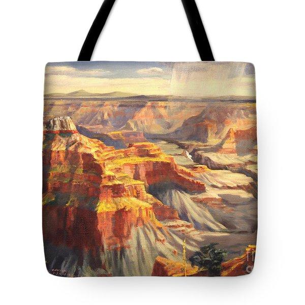 Point Sublime - Grand Canyon Az. Tote Bag