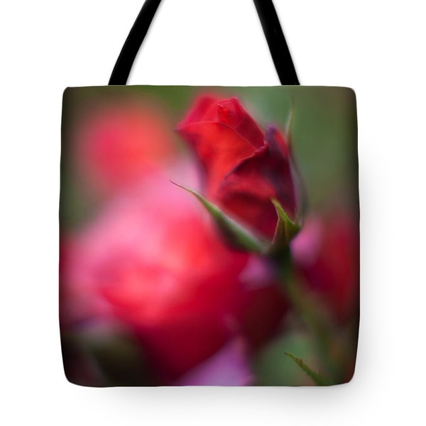 Points Tote Bag by Mike Reid