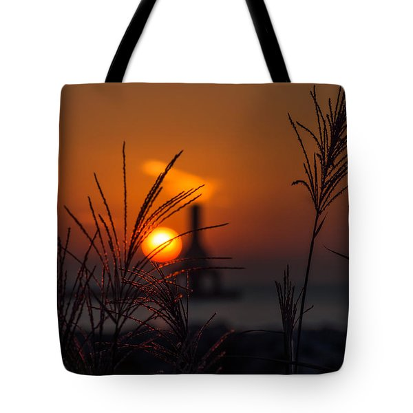 Points Of Light Tote Bag