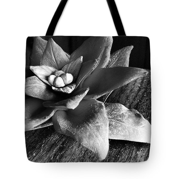 Pointsettia Still Life  Tote Bag by Judi FitzPatrick