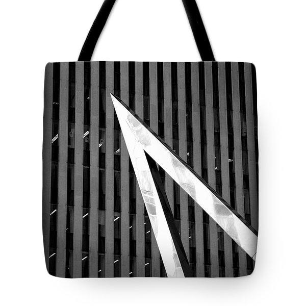 Pointy Tote Bag by Valentino Visentini