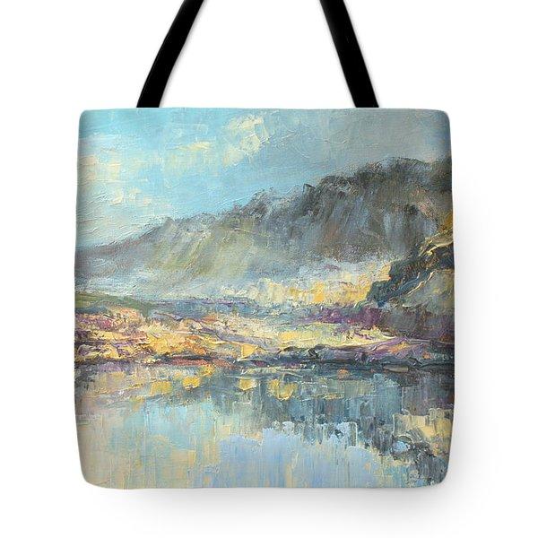 Poland - Tatry Mountains Tote Bag