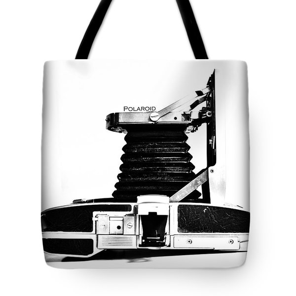 Polaroid Land Camera 95b 2 Tote Bag